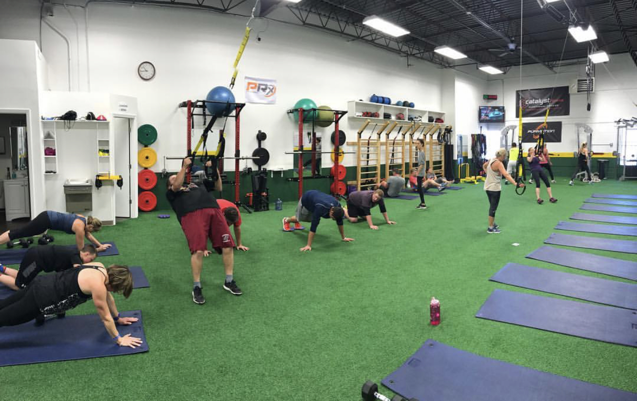 Fitness Sessions   Catalyst Sports